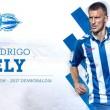 Hivatalos lett, hogy Rodrigo Ely kölcsönben a spanyol élvonalbeli Deportivo Alavesnél folytatja. A 23 éves...