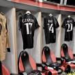 Íme a hivatalos kezdőcsapatok a ma délutáni Milan-Sampdoria mérkőzésre. Az összecsapást a San Siróban rendezik...
