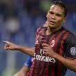 Olasz lapértesülés szerint nem kizárt, hogy két mérkőzésre eltiltják a Milan kolumbiai csatárát, Carlos Baccát,...