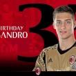Ma ünnepli 17. születésnapját a Milan fiatal kapusa, Alessandro Plizzari. Plizzari 2000. március 12-én született...