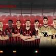 Tizenhárom játékos képviseli hazája nemzeti csapatát a Milanból az egy héten belül rendezendő nemzetközi válogatott...