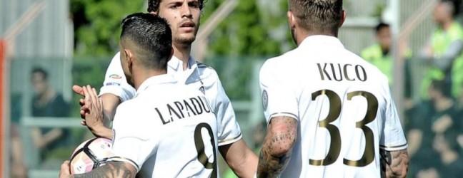 Crotone-Milan 1-1.