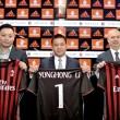 Szombaton délelőtt Yonghong Li, a Milan új elnöke és egyben a Rossoneri Sport Investment vezetője...