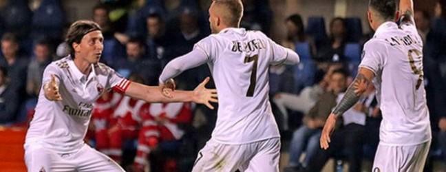 Atalanta-Milan 1-1.