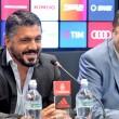 Ma bemutatták a Primavera csapat újdonsült edzőjét, Gattusót.