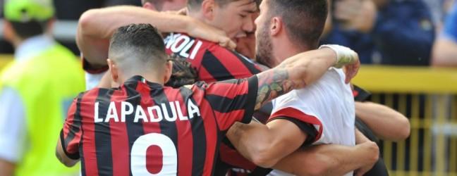 Milan-Bologna 3-0.