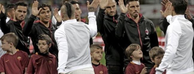 Milan-Roma 1-4.