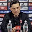 A Milan négy fordulóval a szezon vége előtt az AS Romát fogadja a San Siróban....