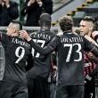 Vincenzo Montella, a csapat vezetőedzője kijelölte utazó keretét az Atalanta elleni meccsre. A Milan szombat...