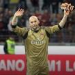 A klub a hivatalos honlapján jelentette be, hogy Christian Abbiati visszatér a Milanhoz és a...