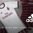 Ma délelőtt a Milan a hivatalos honlapján tette közzé a csapat új idegenbeli mezét. Közel...