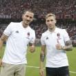 A klub rendezte Leonardo Bonucci és Lucas Biglia átigazolásának pénzügyi részét, így várhatóan mindkettenpályára léphetnek...