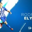 A 23 éves játékos négy évre szóló szerződést kötött a spanyolokkal.