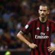 Leonardo Bonucci, a Milan csapatkapitánya szerint a tizenegyest követően teljesen összeomlott a csapat és elmondása...