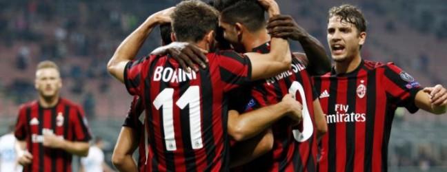 Milan-Rijeka 3-2.