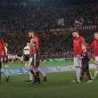 Összegyűjtöttük a statisztikákat a vasárnapi Lazio elleni 4-1-re elveszített mérkőzésről. - Ciro Immobile 48 perc...