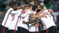 Austria Wien-Milan 1-5.