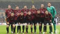 Milan-AEK Athén 0-0.