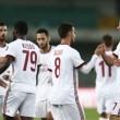 Chievo-Milan 1-4.
