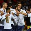 Az olasz válogatott péntek este 1-1-es döntetlent játszott Macedóniával a vb-selejtező 9. fordulójában. Az olasz...