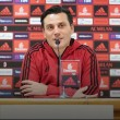 Az olasz vezetőedző megtartotta sajtótájékoztatóját a Juve elleni meccs előtt.