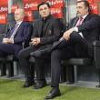 Marco Fassone, a Milan vezérigazgatója a vasárnapi elveszített milánói derbi után megerősítette Vincenzo Montellát a...