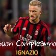 Ma ünnepli 31. születésnapját a Milan saját nevelésű olasz jobbhátvédje, Ignazio Abate. Abate 1986. november...