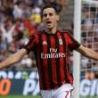 A 29 éves csatár a nyáron szerződött a Milanhoz a Fiorentinától.