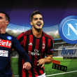 A Milan ma este 20:45-kor a Napoli ellen lép pályára a Serie A-ban.