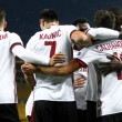 Íme a hivatalos kezdőcsapatok a ma esti Sassuolo elleni mérkőzésre. SASSUOLO (4-3-3): Consigli; Gazzola, Cannavaro,...
