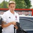 Lucas Biglia, a Milan argentin válogatott játékosa sérülés miatt biztosan nem léphet pályára a Bologna...
