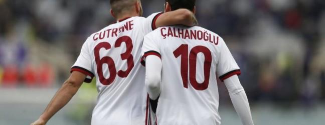 Fiorentina-Milan 1-1.