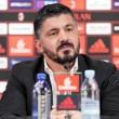 Az olasz vezetőedző megtartotta sajtótájékoztatóját a mérkőzés előtt.