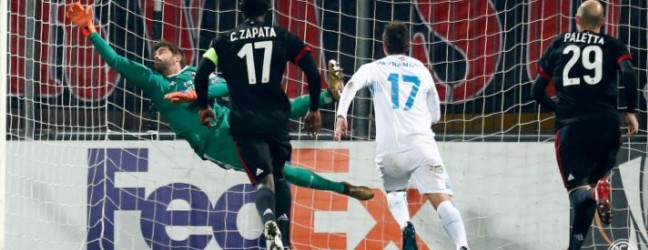 Rijeka-Milan 2-0.