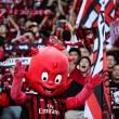 Holnap este 20:45-kor a Milan a Bologna ellen lép pályára.