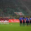Milan-Lazio 0-0.
