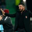 Az olasz edző mellett Bonaventura és Calhanoglu is nyilatkozott.