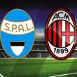 A Milan az újonc Spal otthonába látogat a Serie A 24. fordulójában.