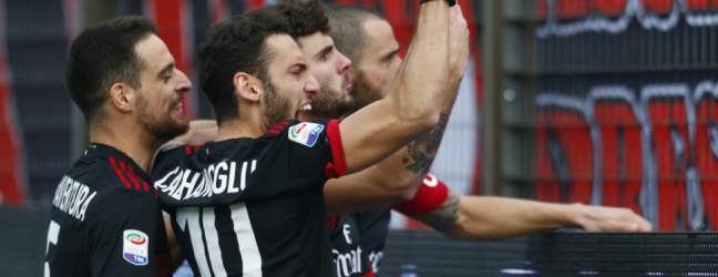 Spal-Milan 0-4.
