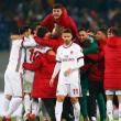 AS Roma-Milan 0-2.