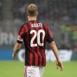 Az olasz védő eddig összesen 278 tétmeccsen viselte a piros-fekete mezt.