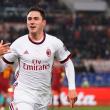 A 21 éves jobbhátvéd a Roma ellen megszerezte első gólját a Milanban.