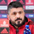 Az olasz edző megtartotta sajtótájékoztatóját a derbi előtt.