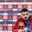 Az olasz vezetőedző kedden megtartotta a szokásos sajtótájékoztatóját.