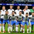 Argentína-Olaszország 2-0.