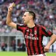 A 30 éves csatár a szezonban eddig 4 gólt szerzett a Milanban.