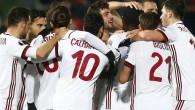 Genoa-Milan 0-1.