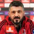 Gennaro Gattuso megtartotta az ilyenkor szokásos sajtótájékoztatóját.