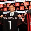 Li Yonghong, a Milan elnöke nyílt levélben üzent a szurkolóknak a tulajdonosváltás egy éves évfordulója alkalmából.
