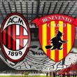 Az olasz bajnokság 34. fordulójában a Milan az újonc Beneventót fogadja.